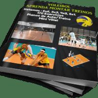 Imagem do produto Como Montar Treinos de Voleibol Passo a Passo + 1000 Exercícios