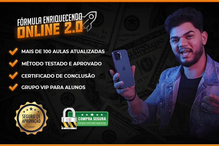Formula Enriquecendo Online 2.0